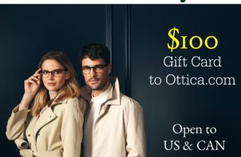 Ottica Giveaway 300